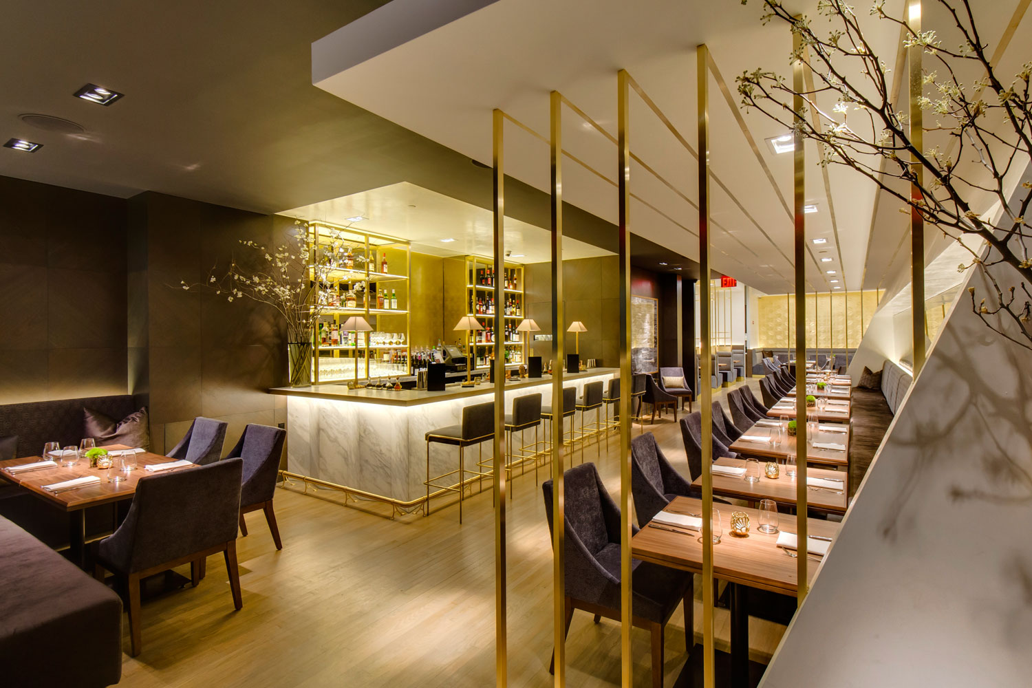 Indian accent inventive indian cuisine in new york for Cuisine york