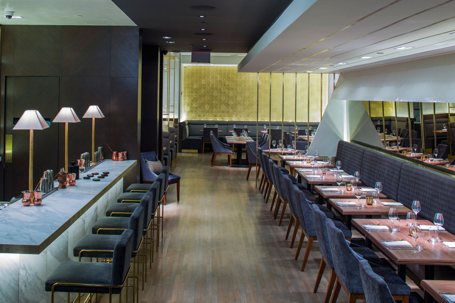 Indian accent fine dining restaurant in new york for Cuisine york